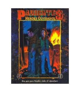 Hombre Lobo: El Apocalipsis - Parientes (Héroes Olvidados)