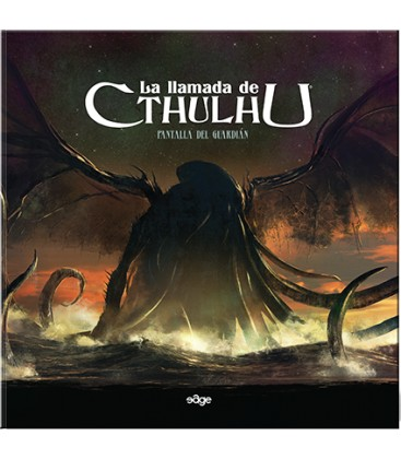 La Llamada de Cthulhu: Pantalla del Guardián