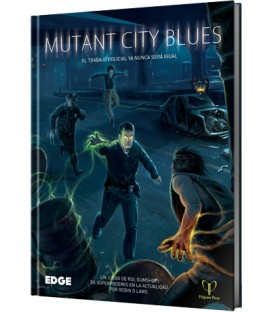 Mutant City Blues