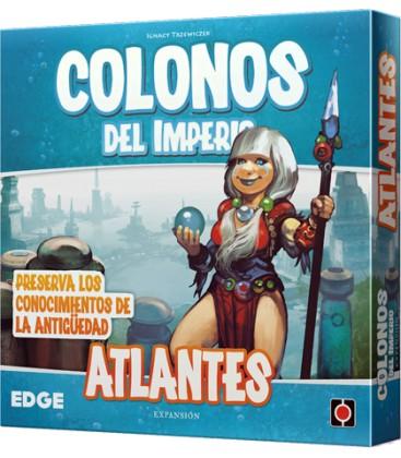 Colonos del Imperio: Atlantes