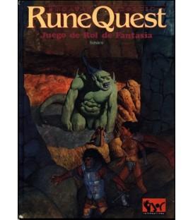 RuneQuest Básico - Caja