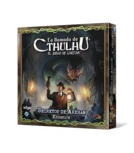 La Llamada de Cthulhu LCG: Secretos de Arkham