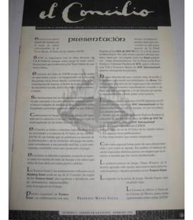 Revista El Concilio de Rivendel - nº 1