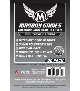 Fundas Mayday Magnum PREMIUM (70x110mm) (50) - Exploradores