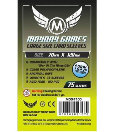 Fundas Mayday Magnum (70x120mm) PREMIUM (75) - Guerra del Anillo