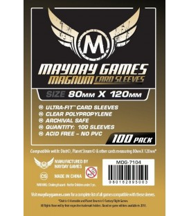 Fundas Mayday Magnum (80x120mm) (100) - Dixit