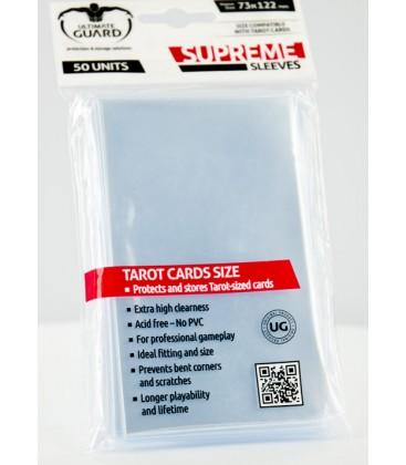 Fundas Ultimate Guard (73x122mm) SUPREME - Tarot (50)