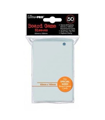 Fundas Ultra Pro (65x100mm) Europeo Special Sized (50)