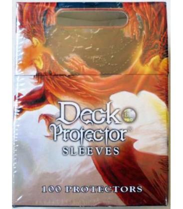 100 Fundas Deck Protector + Deck Box Verde