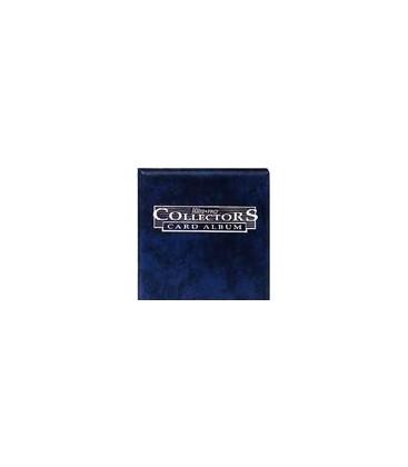 Mini Álbum Azul con hojas 9 bolsillos