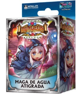 Super Dungeon Explore: Maga de Agua Atigrada