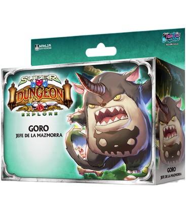 Super Dungeon Explore: Goro