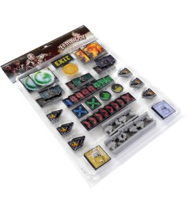 Zombicide Black Plague: Plastic Token Pack