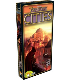 7 Wonders: Cities