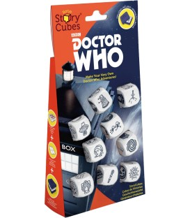 Story Cubes: Doctor Who