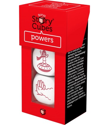 Story Cubes Classic: Poderes