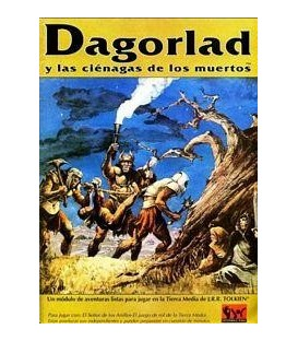 El Señor de los Anillos: Dagorlad y las Ciénagas de los Muertos