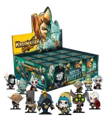 Krosmaster Arena: Figuras surtidas - Caja 12 Unidades (Ola 4) Muertos Vivientes