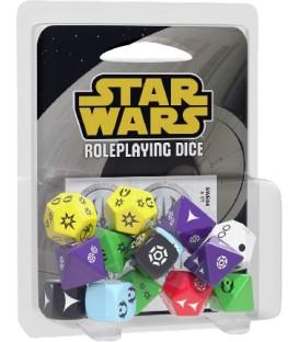 Set de Dados para Star Wars: el Juego de Rol