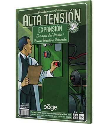 Alta Tensión: Expansión Europa del Norte / Reino Unido e Irlanda