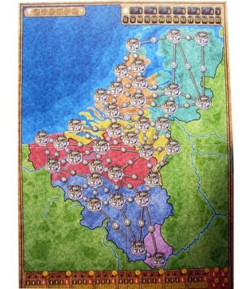 Alta Tensión: Benelux / Europa Central