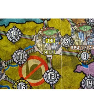 Alta Tensión: Expansión Benelux / Europa Central