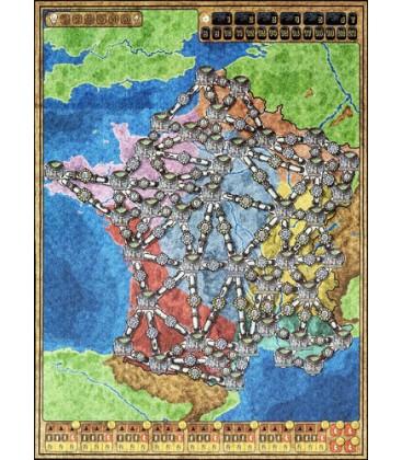 Alta Tensión: Expansión Francia / Italia