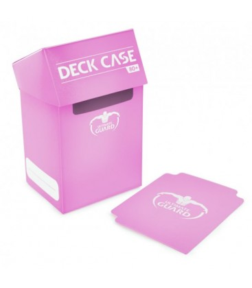 Deck Case 80+ Rosa Ultimate Guard