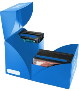 Caja Ultimate Guard Twin - Azul