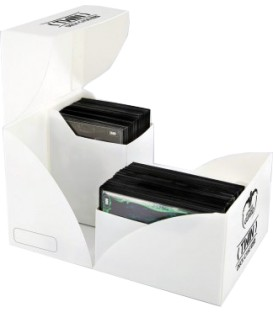 Caja Ultimate Guard Twin - Blanco
