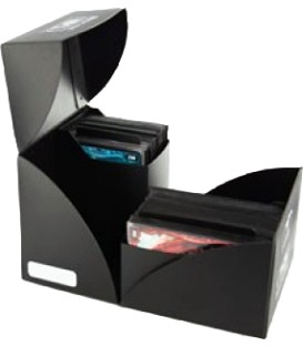 Caja Ultimate Guard Twin - Negro
