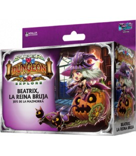 Super Dungeon Explore: Beatrix, La Reina Bruja