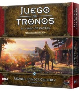 Juego de Tronos LCG (2ª Edición): Leones de Roca Casterly