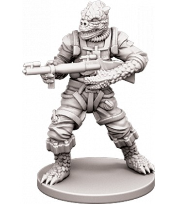 Star Wars Imperial Assault: Bossk