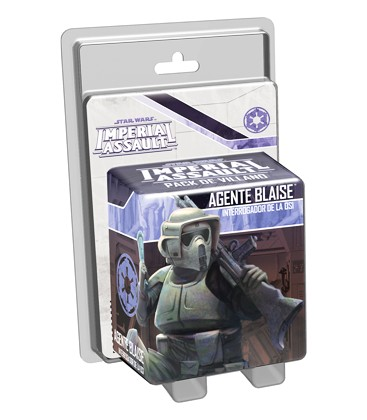 Star Wars Imperial Assault: Agente Blaise