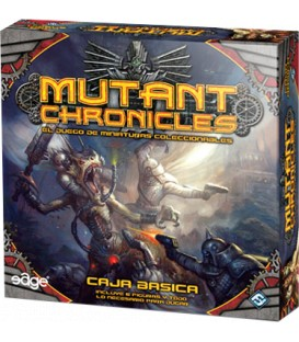 Mutant Chronicles (Caja Básica)
