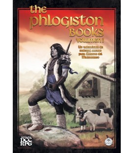 Clásicos del Mazmorreo: The Phlogiston Books 1