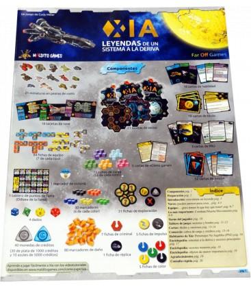 Xia: Leyendas de un Sistema a la Deriva