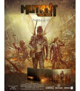 Mutant Year Zero: Pantalla del DJ