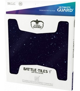 Tapete Ultimate Guard Modular 9 Battle-Tiles 1' Deep Space Edition (30x30 cm)