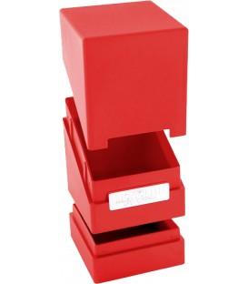 Monolith Deck Case 100+ Rojo Ultimate Guard