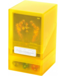 Monolith Deck Case 100+ Amber Ultimate Guard