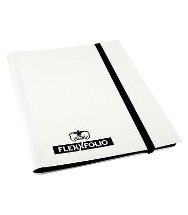 Carpeta Ultimate Guard Flexxfolio 9 Pocket Blanco