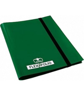 Carpeta Ultimate Guard Flexxfolio 9 Pocket Verde
