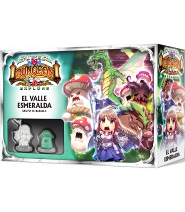 Super Dungeon Explore: El Valle Esmeralda