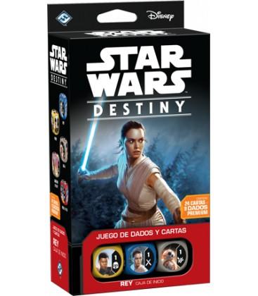 Star Wars Destiny: Rey (Caja de Inicio)
