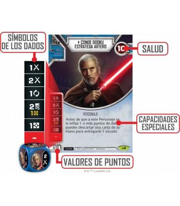 Star Wars Destiny: Kylo Ren (Caja de Inicio)