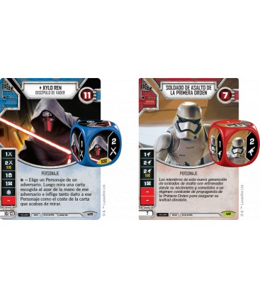 Star Wars Destiny: Caja de Inicio Kylo Ren