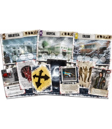 Dead of Winter: La Larga Noche