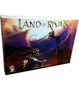 Land of Rivals (Caja con Golpe)
